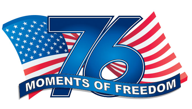 76 moments of freedom